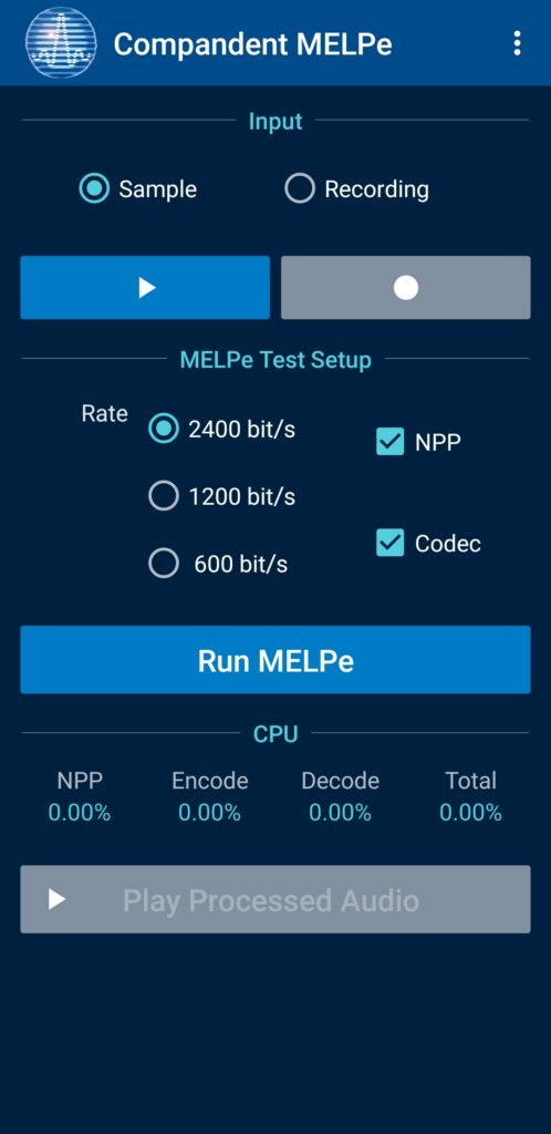 Compandent MELPeApp_1